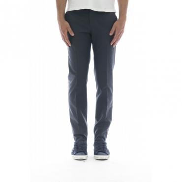 Pantalone uomo - Cpds01z00he1 mp41  super slim strech cotton microfantasia 0250 - Antracite