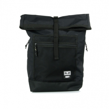ZAINO CONDITIONS ROLLTOP BAG BLACK