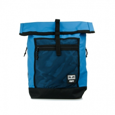 ZAINO CONDITIONS ROLLTOP BAG PURE TEAL