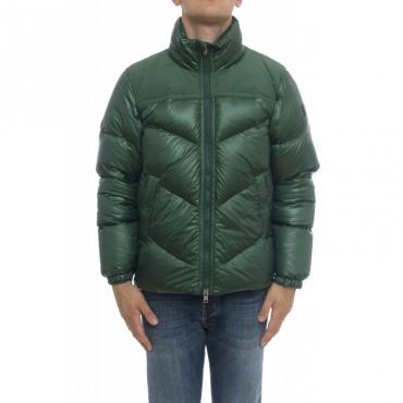 Piumino - Wocps2861 logo jacket 682 - Verde