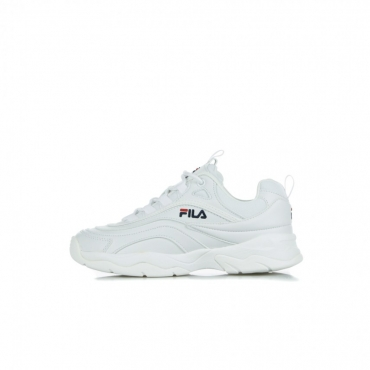 SCARPA BASSA RAY LOW WMN WHITE