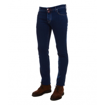 Slim Fit Jeans Pruneshade Blue