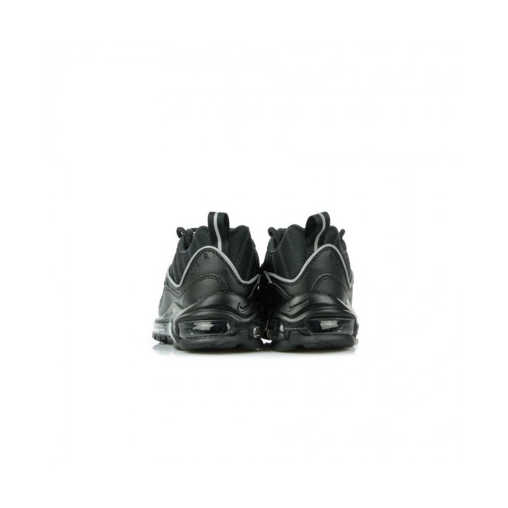 SCARPA BASSA W AIR MAX 98 BLACK/BLACK/OFF NOIR