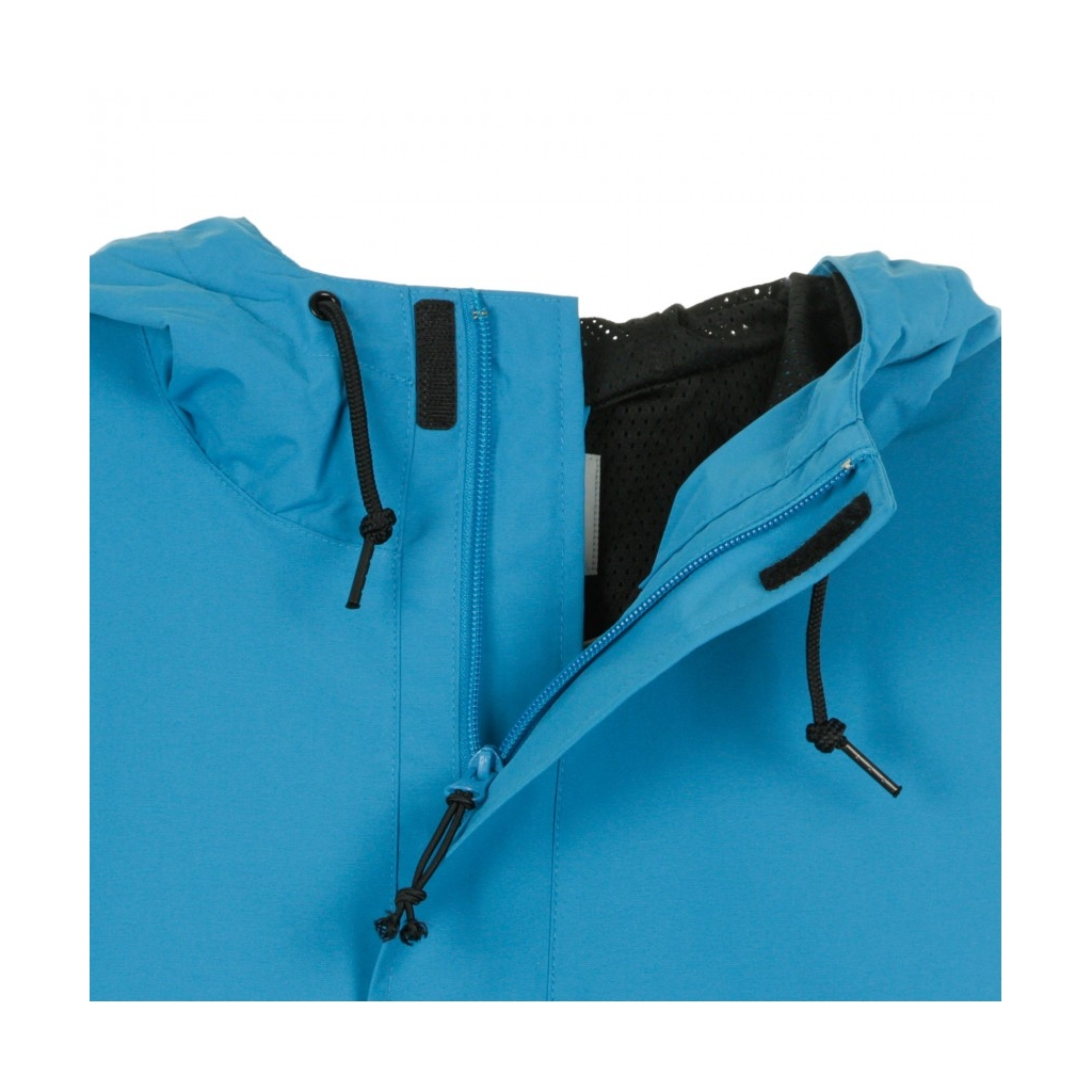 GIACCA A VENTO ANORAK NIMBUS PULLOVER PIZOL TEAL