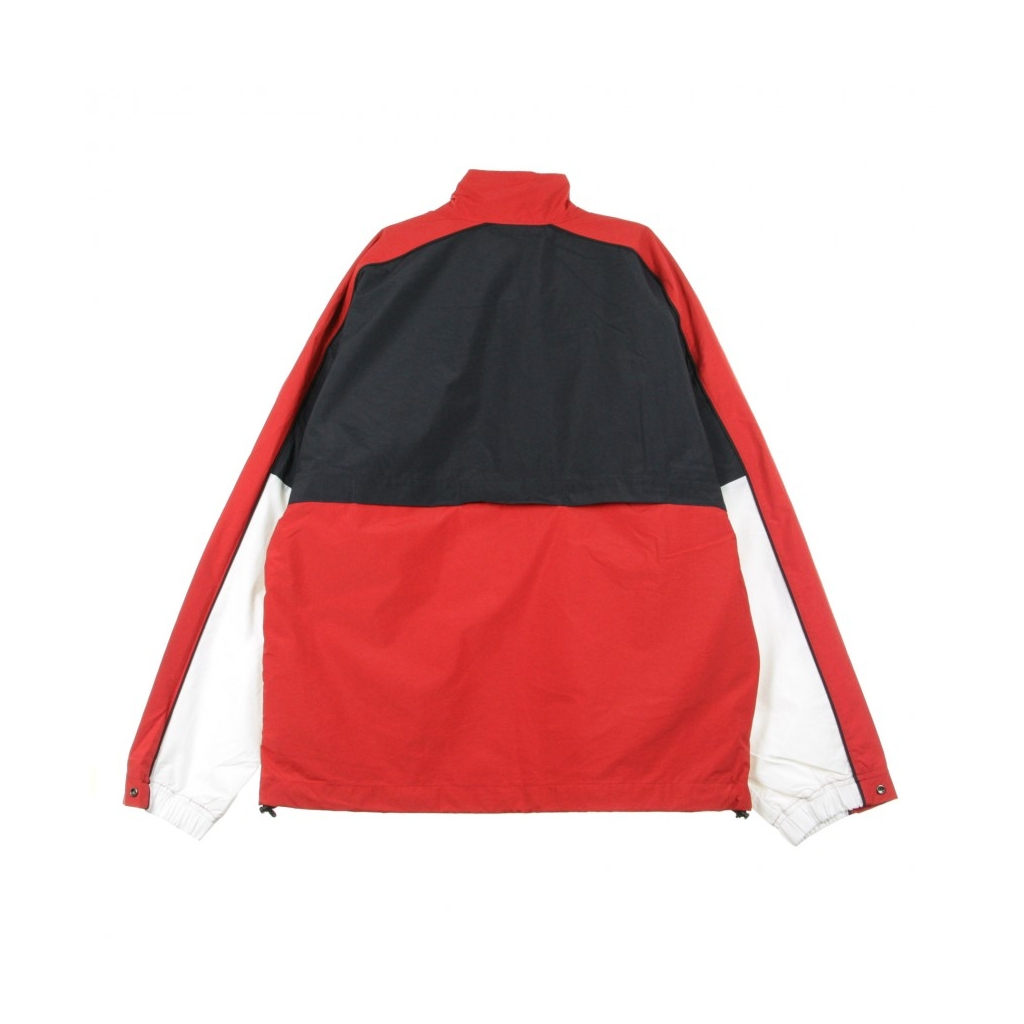 GIACCA A VENTO TERRACE JACKET DARK NAVY/CARDINAL/WHITE