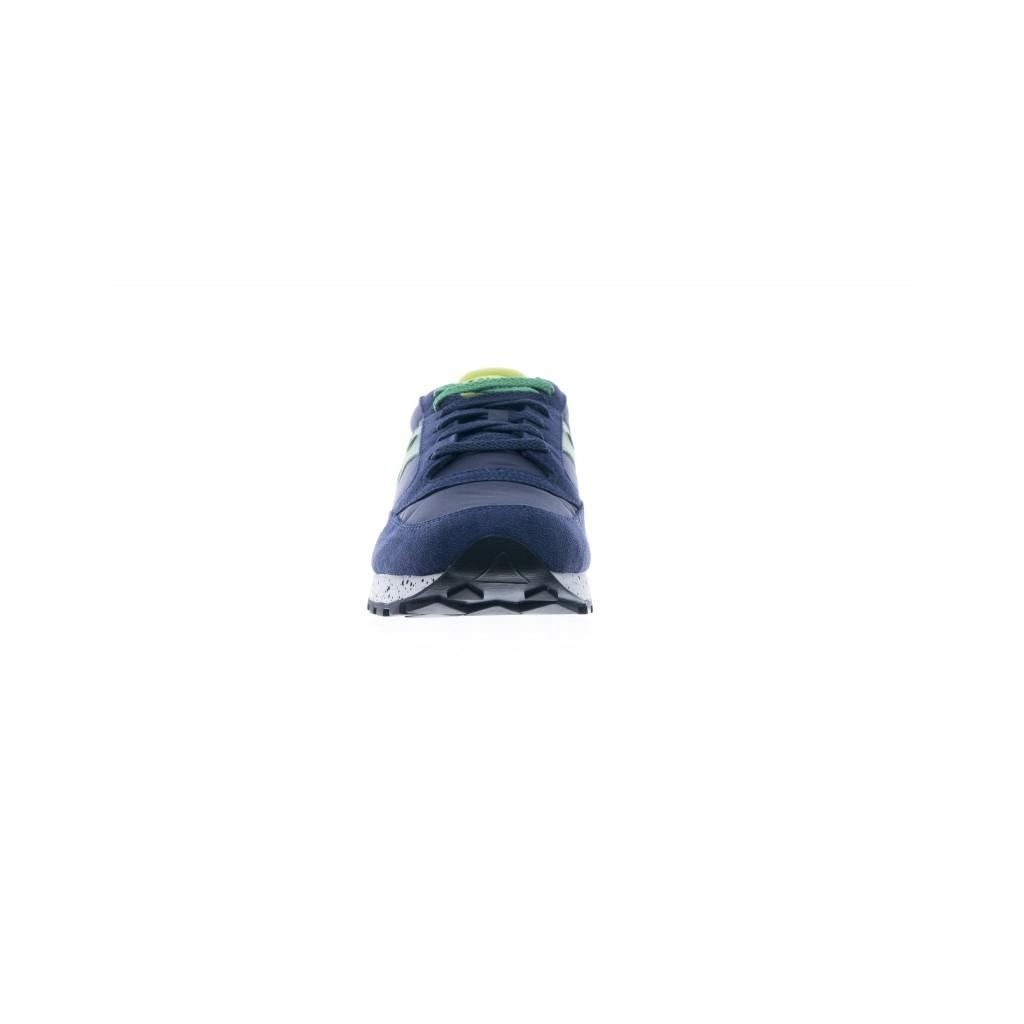 Scarpa - 2044 jazz spruzzata 457 - Blu verde