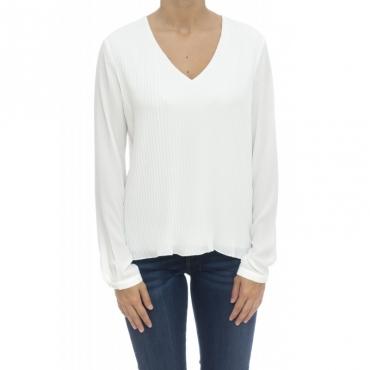 Camicia donna - Four camicia 60725 - Milk