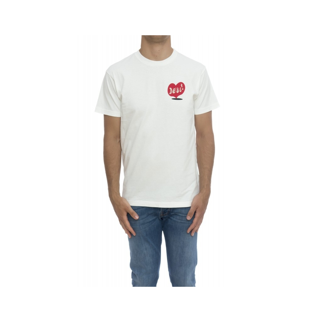 T-shirt uomo - Detee0201 800 - Bianco