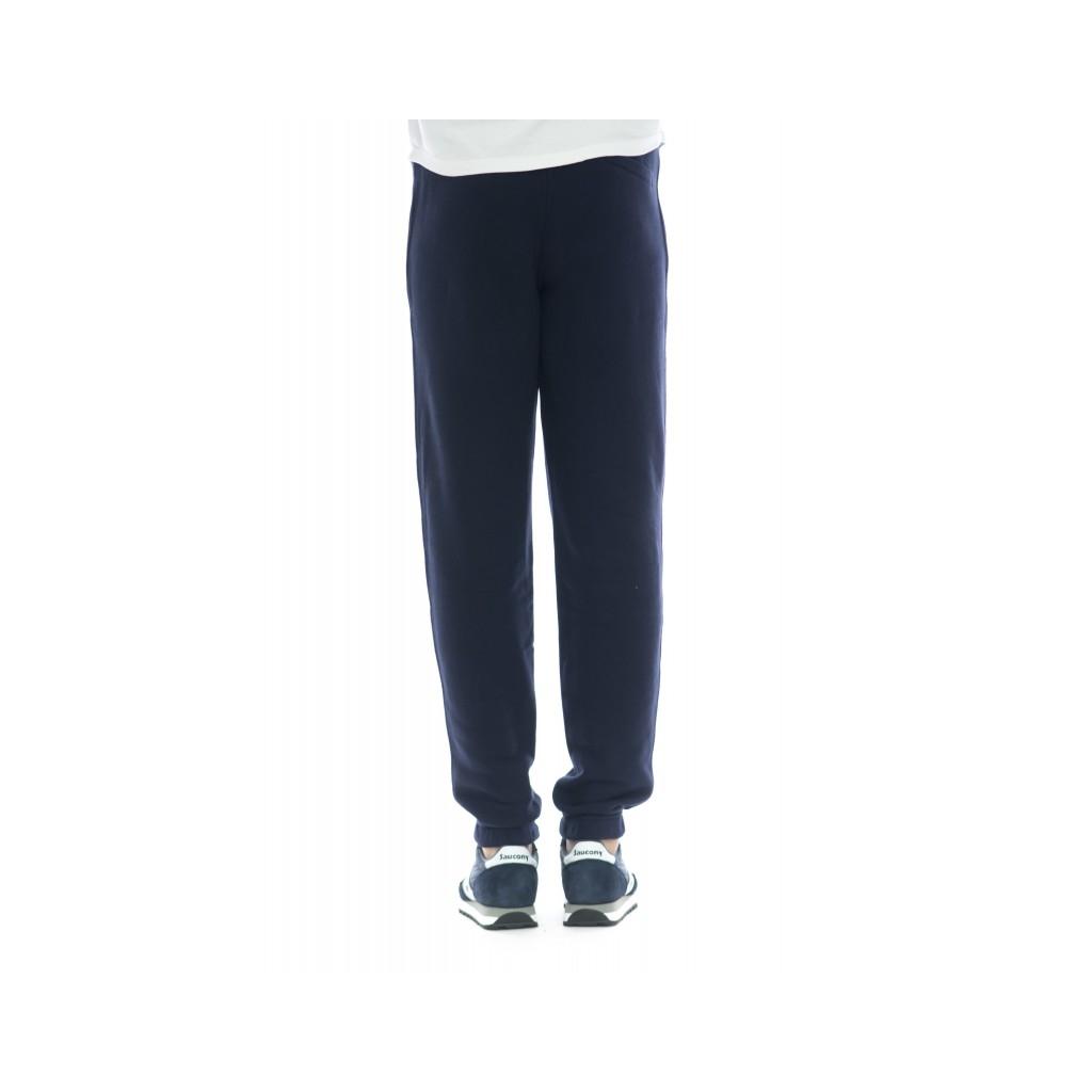 Pantalone uomo - F29126 pantalone jogging 07 - Navy