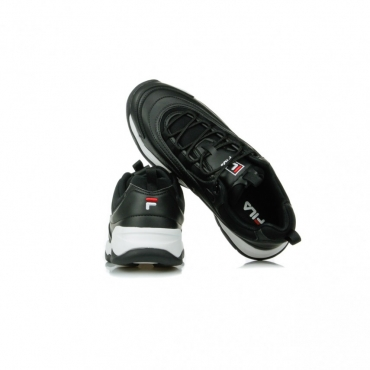 SCARPA BASSA RAY LOW BLACK