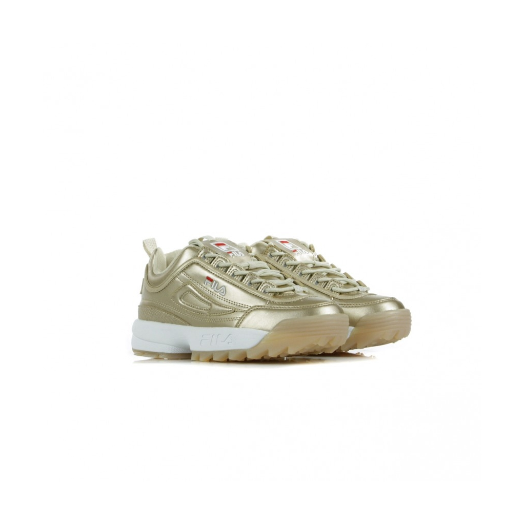 SCARPA BASSA DISRUPTOR M LOW WMN GOLD