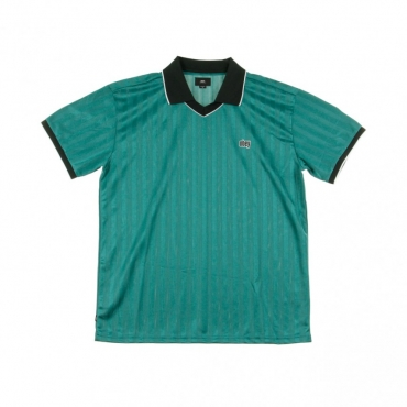 POLO MANICA CORTA HARRY SOCCER POLO BLUE GREEN