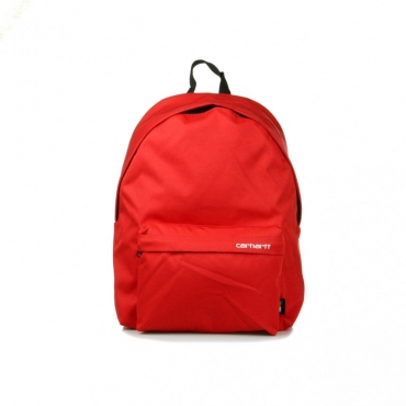 ZAINO PAYTON BACKPACK CARDINAL/WHITE