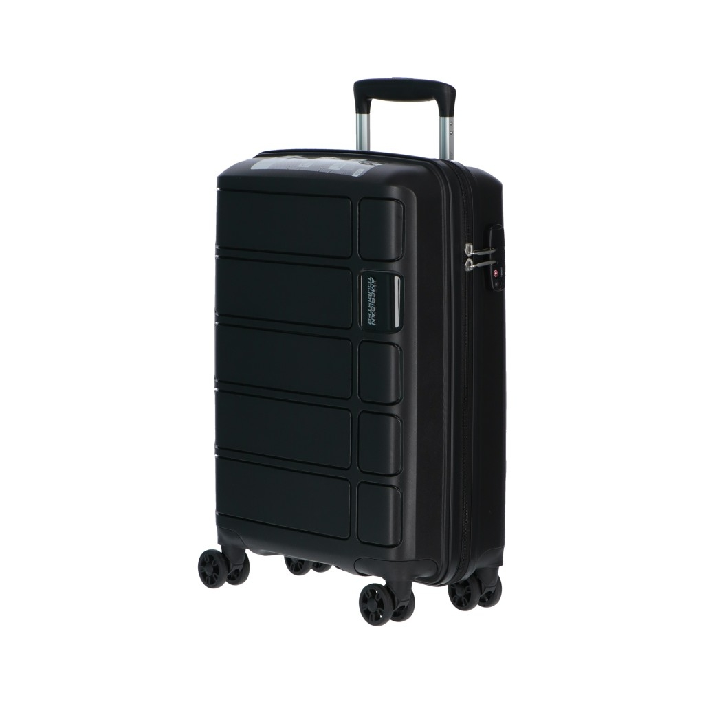 Trolley Summer Splash M NERO