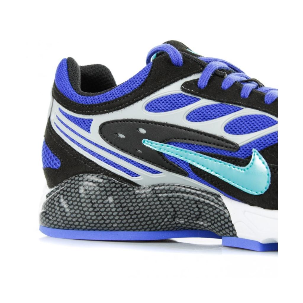 SCARPA BASSA AIR GHOST RACER BLACK/HYPER JADE/RACER BLUE/WOLF GREY