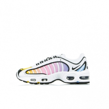 SCARPA BASSA W AIR MAX TAILWIND IV WHITE/BLACK/UNIVERSITY BLUE/PSYCHIC PINK