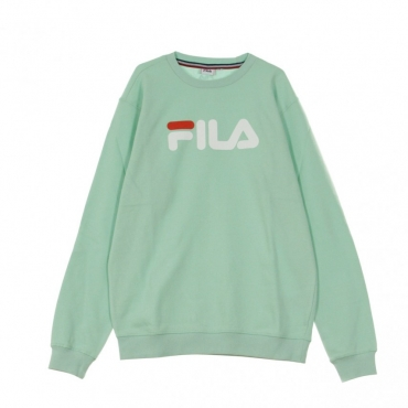 FELPA GIROCOLLO PURE CREW SWEAT MIST GREEN