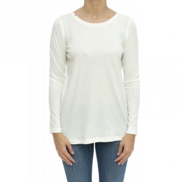 Camicia donna - T29212 t-shirt 31 - bianco