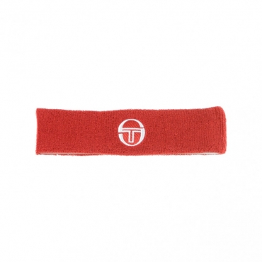 FASCETTA HEADBAND ARCHIVIO RED/WHITE
