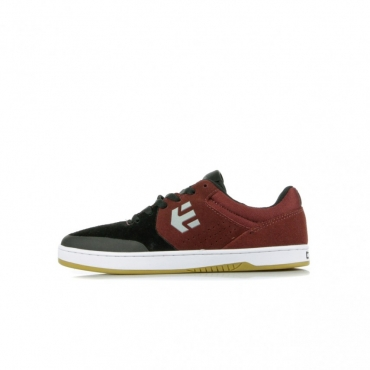 SCARPE SKATE MARANA BLACK/DARK GREY/RED