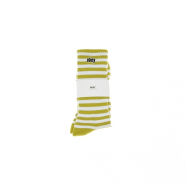 CALZE DALE SOCKS 2 GOLDEN PALM/WHITE