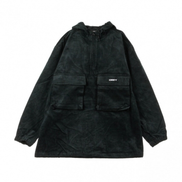 GIUBBOTTO INFILABILE SHINER ANORAK BLACK