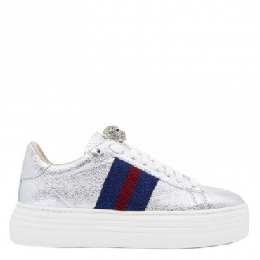 Sneakers 771-D-UP Cratere Argento CRATERE/ARG/