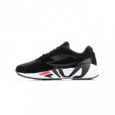 SCARPA BASSA MINDBLOWER BLACK/WHITE/FILA RED