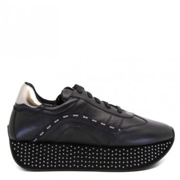 Sneakers Hilary 02 22222BLACK
