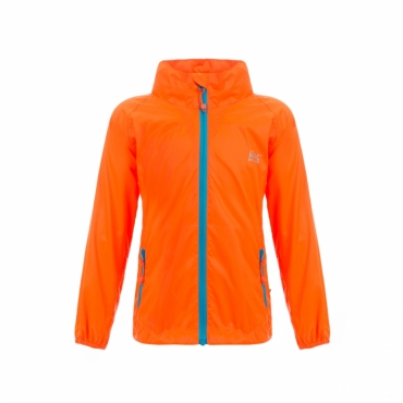 GIACCA NEON JUNIOR ORANGE UNICO