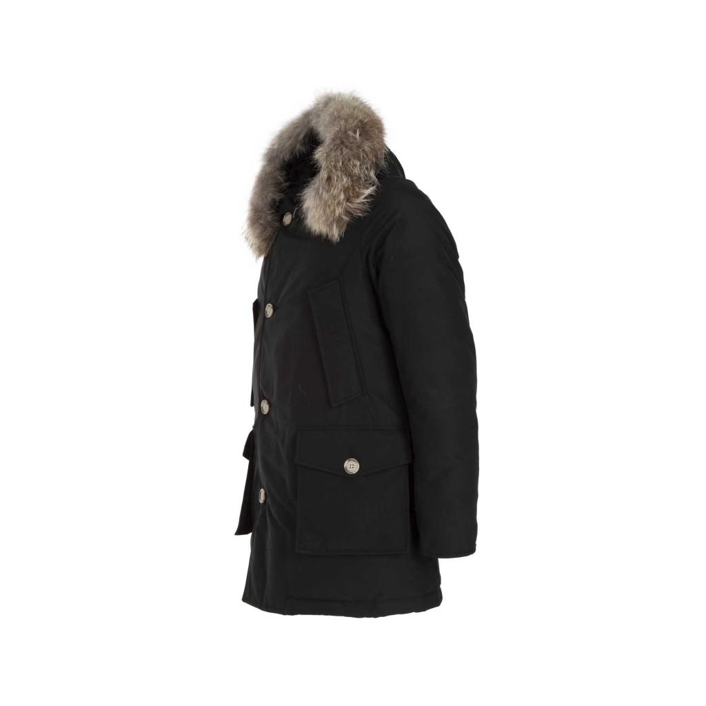 Parka Arctic Df con pelliccia NBLNEWBLACK