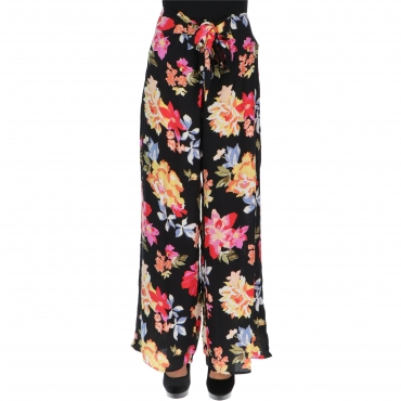 PANT FIGHT IT OVER FLORAL W BILLABONG BLACK