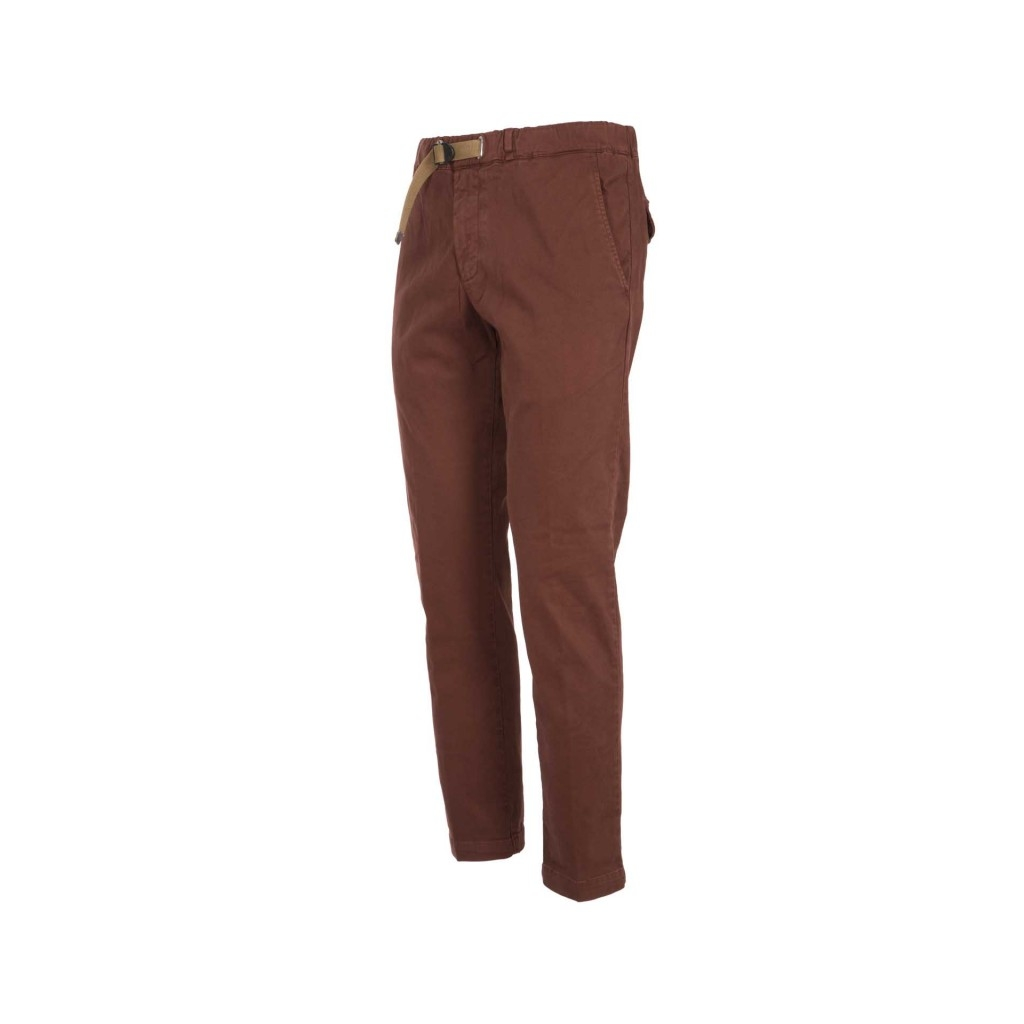 Pantaloni classici slim con cintura 17