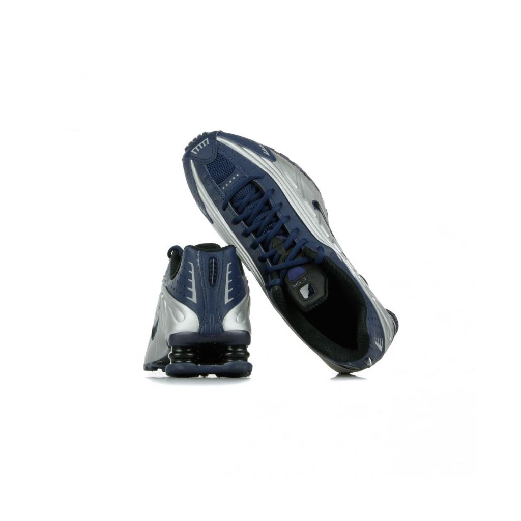 SCARPA BASSA SHOX R4 MIDNIGHT NAVY/BLACK/METALLIC SILVER