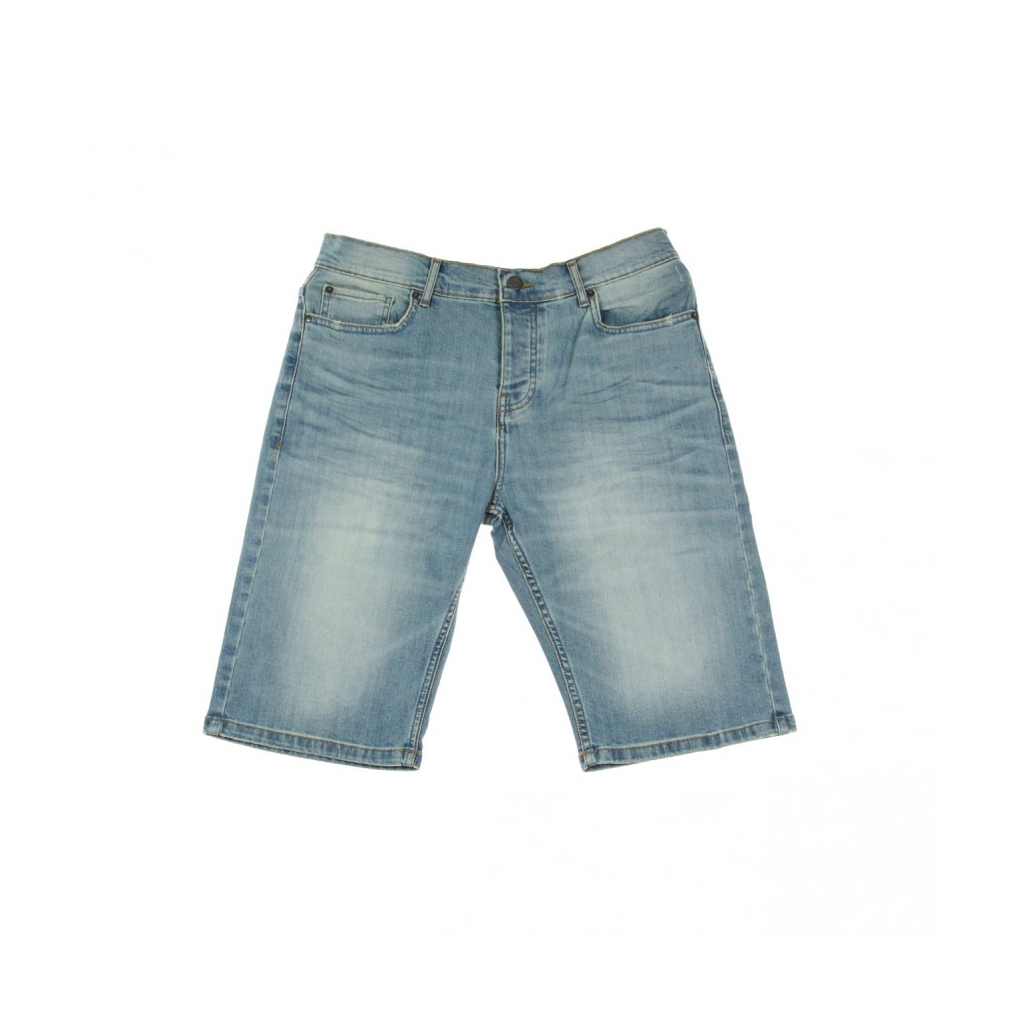 JEANS CORTO PENSACOLA LIGHT BLUE