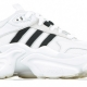 SCARPA BASSA MAGMUR RUNNER W CLOUD WHITE/CORE BLACK/GREY TWO