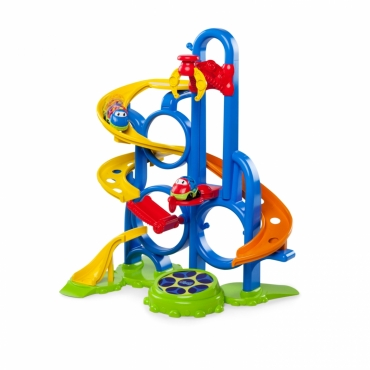 PISTA GOGRIPPERS BOUNCE N ZOOM SPEEDWAY UNICO
