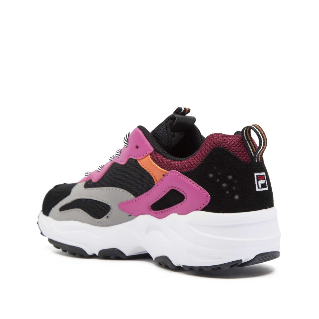 Sneakers Ray Tracer 13FBLACK/PIN