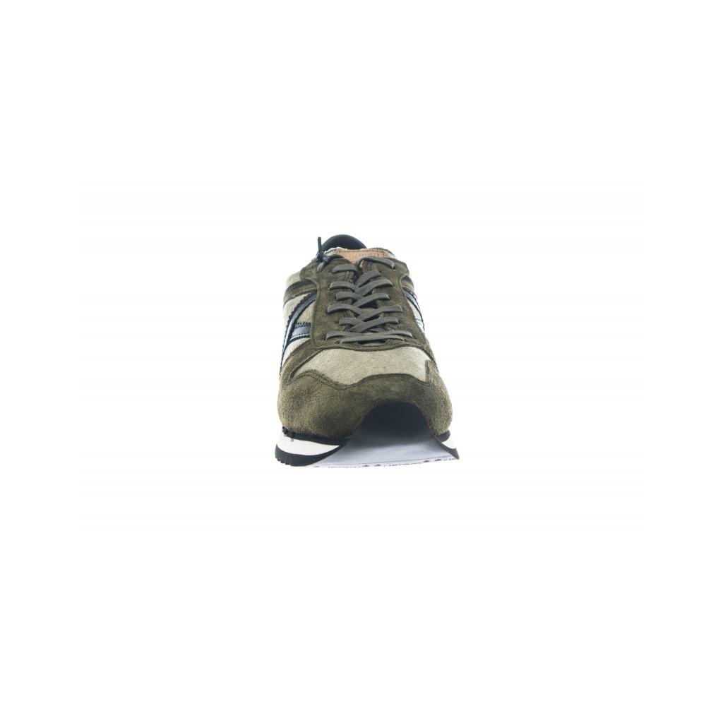 Scarpe - Nou munich suola in vibram 78 - Militare