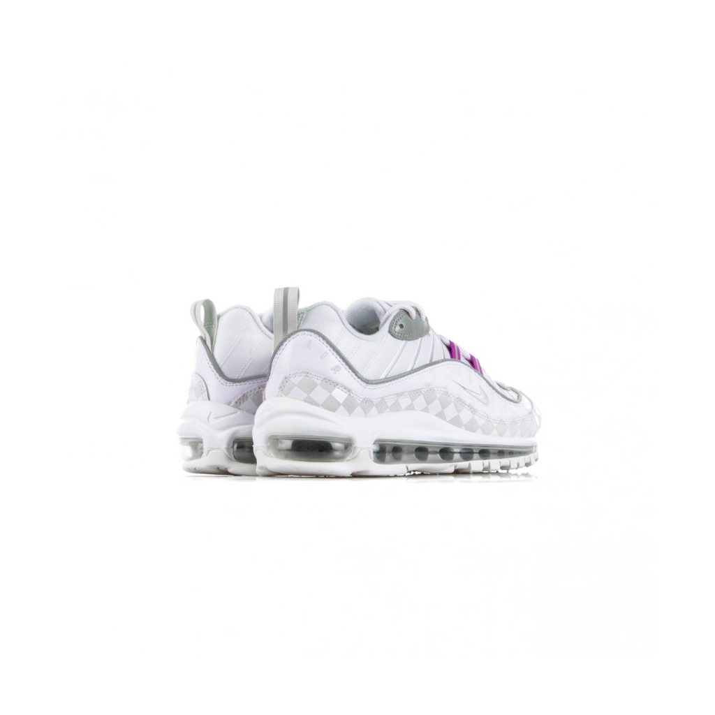 SCARPA BASSA W AIR MAX 98 BARELY GRAPE/BARELY GRAPE