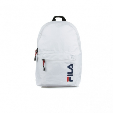 ZAINO BACKPACK SCOOL WHITE