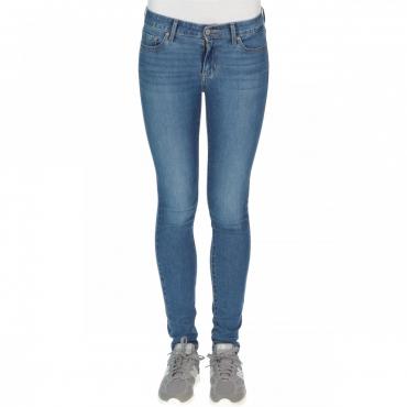 Jeans Levis Donna 711 Skinny Belive Or Not L 30 0411 BELIVE