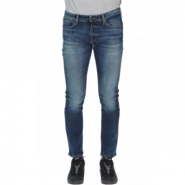 Jeans Tommy Hilfiger Uomo Scanton Dygd 1BJ DARK BLU