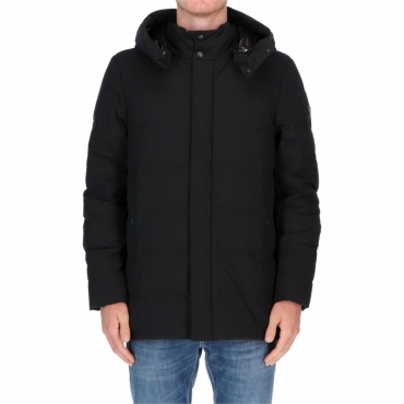 Sierra long jacket dh NERO