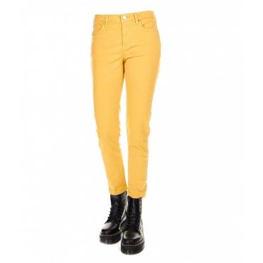 Jeans giallo