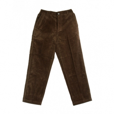 PANTALONE LUNGO HARDWORK CORD CARPENTER PANT BROWN
