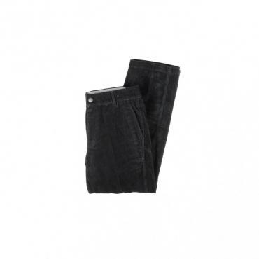 PANTALONE LUNGO HARDWORK CORD CARPENTER PANT BLACK