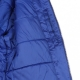 GIUBBOTTO BOMBER BANDA BAWER BLUE ROYAL/WHITE