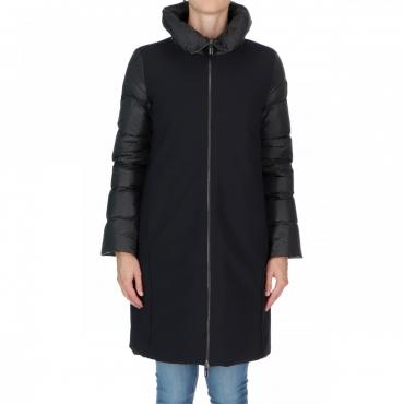 Giacca Roberto Ricci Design Donna Winter Hybid Coat 10 NERO
