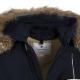 Parka Arctic Anorak con pelliccia BLKBLACK